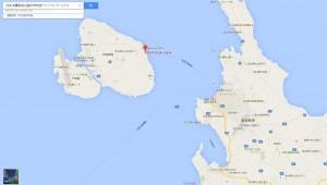 sun marine terminal map